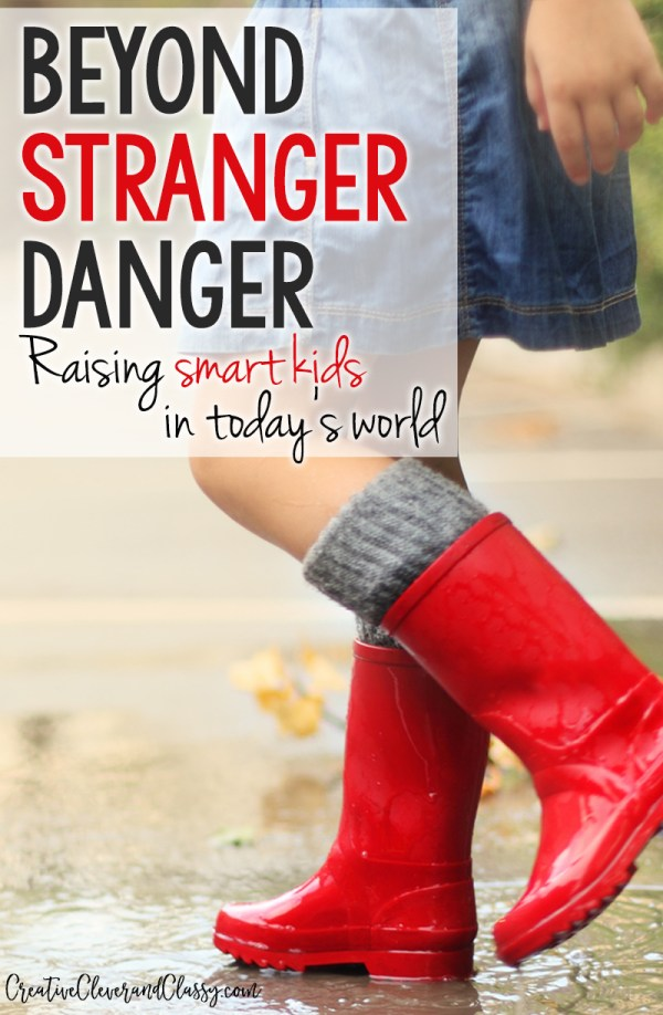Child abductions by strangers are rare, but they do happen. Use these tips and discussion questions to better equip them when it comes to stranger danger!