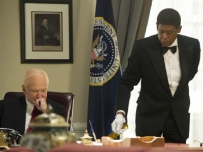 The Butler Inspired by a true story, Cecil Gaines served as a White House butler over eight presidencies and three decades. The film is well made and is rounded with an all-star cast with Robin Williams, Cuba Gooding Jr., Oprah, and more.
