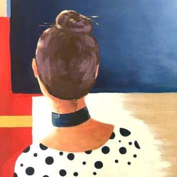 creative club acryl dutt-lady 7