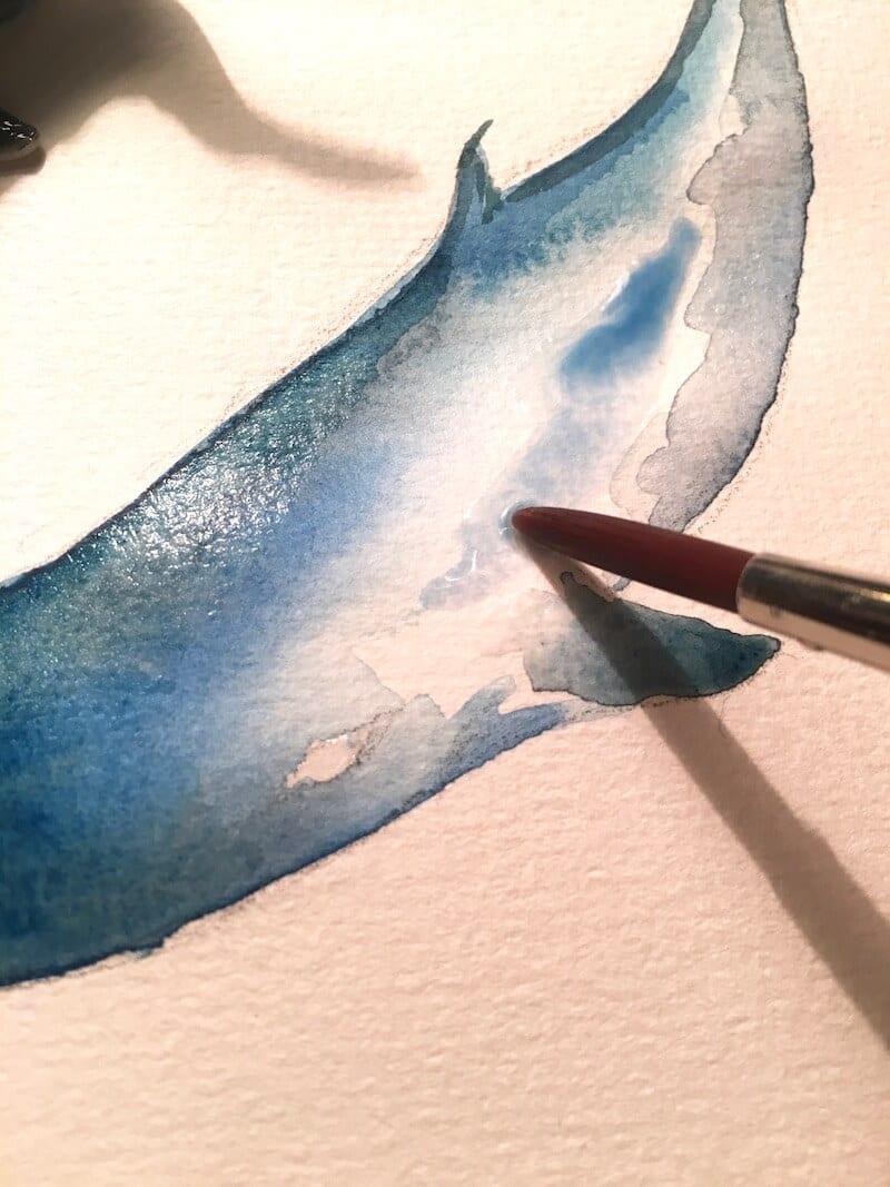 Aquarell-Fisch7