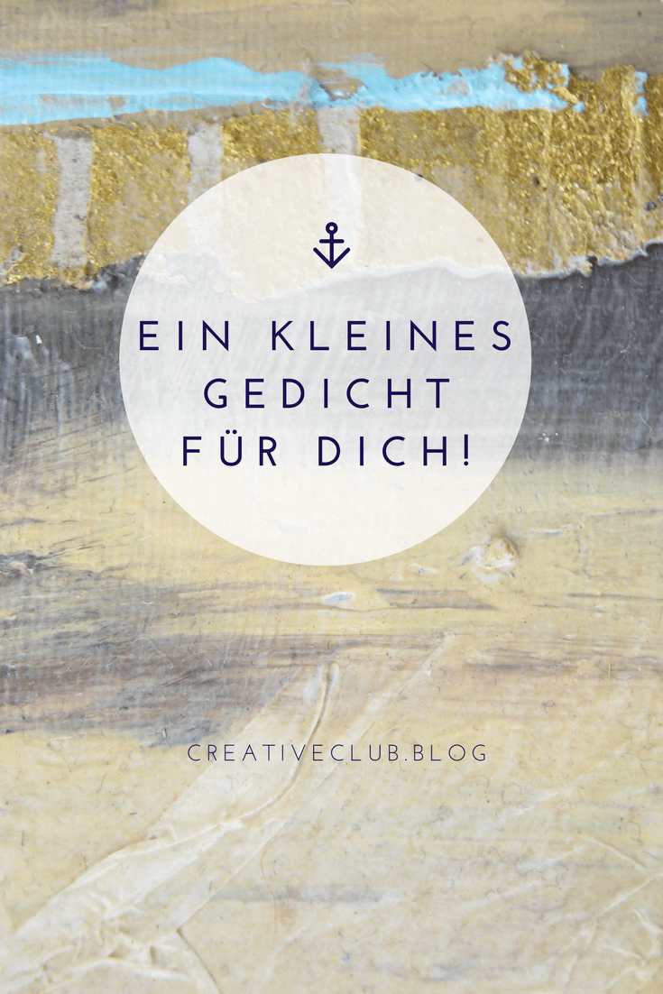 Gedicht Creative Club