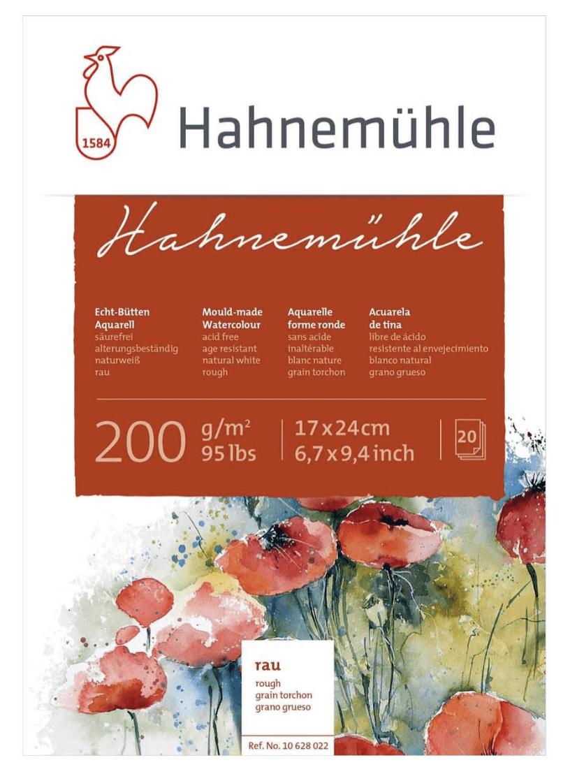hahnemühle Aquarellpapier zum Porträtmalen