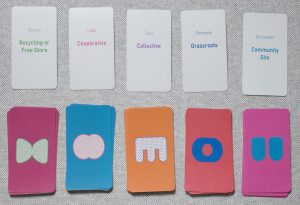 Supply Chain Cards, 2016, Caroline Woolard. CC-BY-ND 4.0
