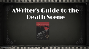 A Writer's Guide to the Death Scene