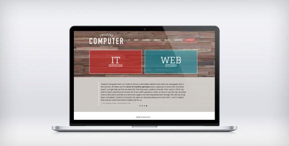 Hattiesburg area web design