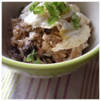 One-Pot Meal: Spring Time Mushroom Risotto {Good Cook Kitchen Drawer Contest}