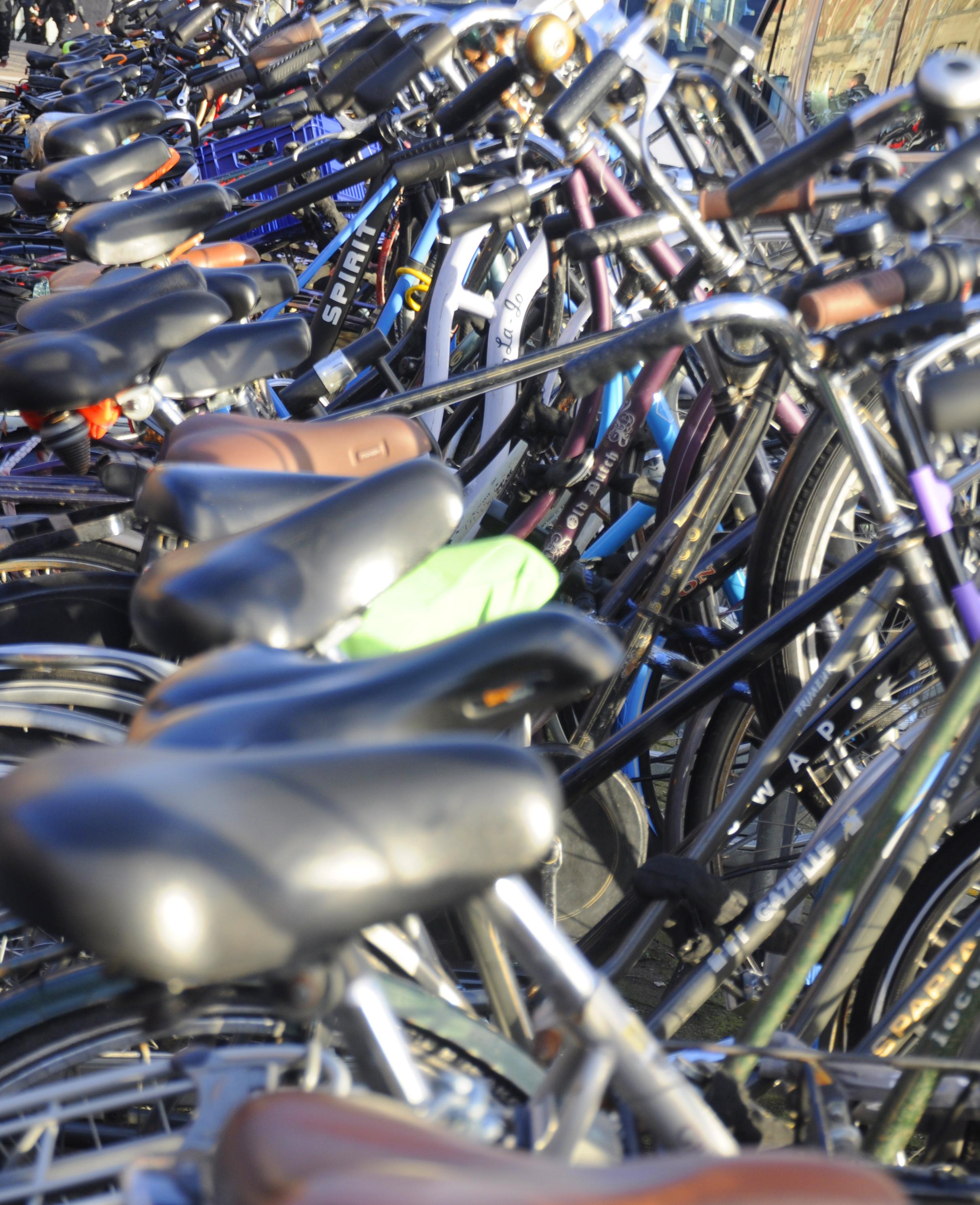 Amsterdam-Trip-Bikes