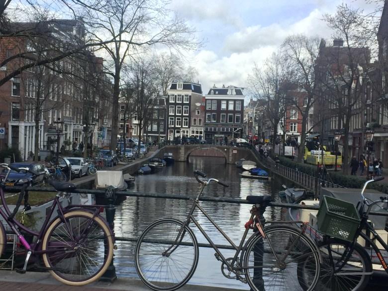 Amsterdam-Trip-Bridge-Bikes