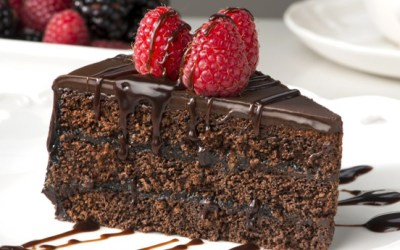 It's National Chocolate Cake Day