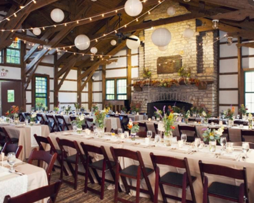 Camp Mary Orton Wedding Venue