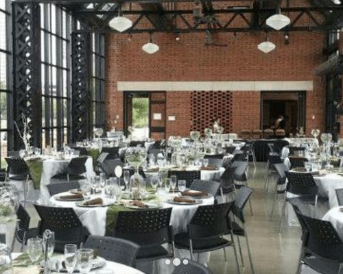 North Bank Park Wedding Venue