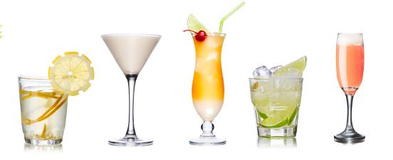 Signature Cocktails 3