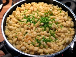 Spaetzle Recipe (German egg noodles)