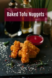 Meatless Meal: Baked Tofu Nuggets Recipe