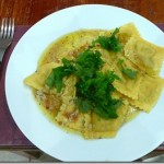 Favourite Thanksgiving Recipes Day 3: Pumpkin Ravioli