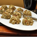 Favourite Thanksgiving Recipes: Day Four:  Stuffing Muffins