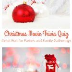 Christmas Movie Trivia Quiz