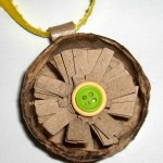 Crafty Quickies: 15 Minute Pendants from Recyclables