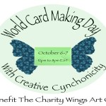 Creative Cynchronicity Live World Cardmaking Day 2012 Online Event