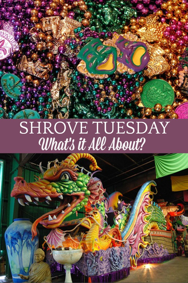 what is shrove tuesday