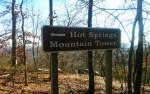 Wordless Wednesday: Hot Springs Mountain, Arkansas