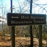 Wordless Wednesday: Hot Springs Mountain, Arkansas