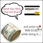 Comment Starter Giveaway – Win $100