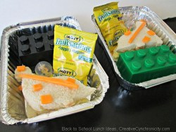 Tasty Tuesday: Fun Back to School Lunches with Mott's Fruitsations and Veggie Fruit Snacks
