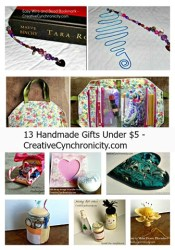 13 Handmade Gifts for Under $5