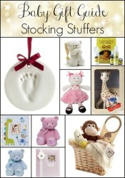 Baby Gift Guide – Stocking Stuffers