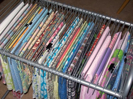 11 ways to organize fabric creative cynchronicity for Space pants fabric