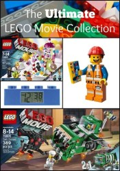 The Ultimate Lego Movie Collection of Gifts – Holiday Gift Guide