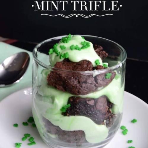 brownie-mint-trifle