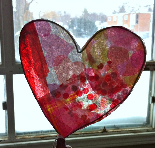 stained-glass-heart