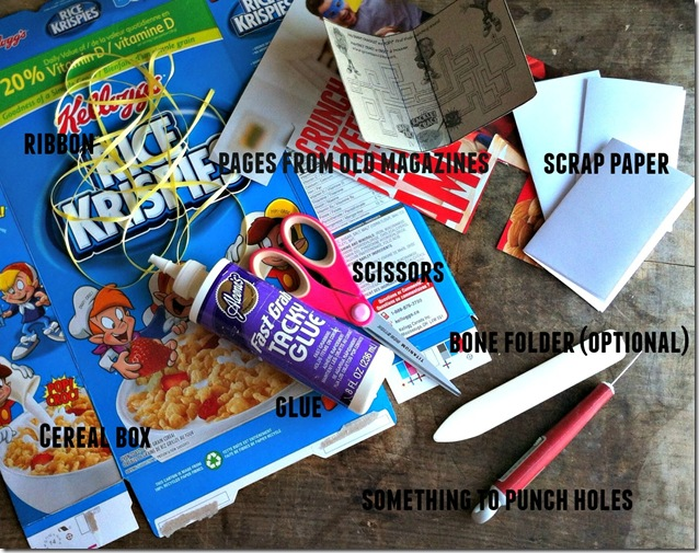 cereal-box-notebook-supplies-labelled