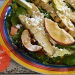 Fuji Apple Chicken Salad Recipe {12 Days of Bloggers' Favorite Recipes}