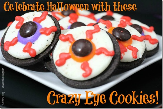 crazy eye cookies