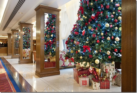 Christmas at Lancaster London (2)