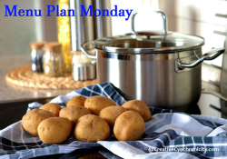 Menu Plan Monday for Week of Nov. 30 2015