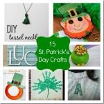 15 Fun St. Patricks Day Crafts