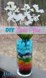 DIY Easter Vase