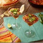 The Queso Fundido Con Chili a la Tequila Recipe
