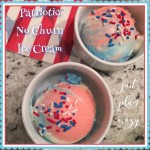 Patriotic Ice Cream Recipe