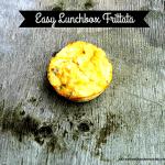 Lunchbox Mini Frittatas {Freezer Friendly}