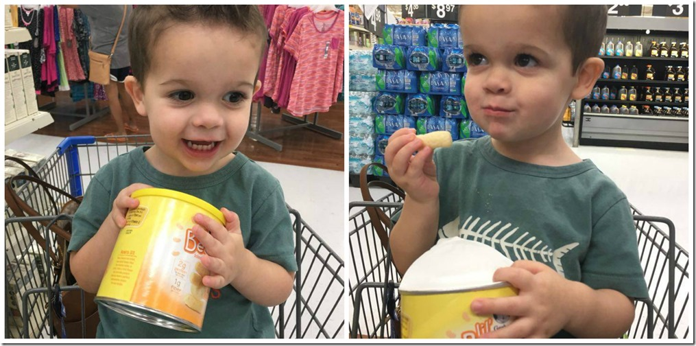 Gerber Toddler Snacks for Healthy Snacks on the Go