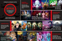 Your Netflix Halloween Stream and Scream Guide
