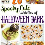 20 Halloween Bark Candy Recipes