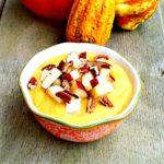 Pumpkin Spice Breakfast Polenta