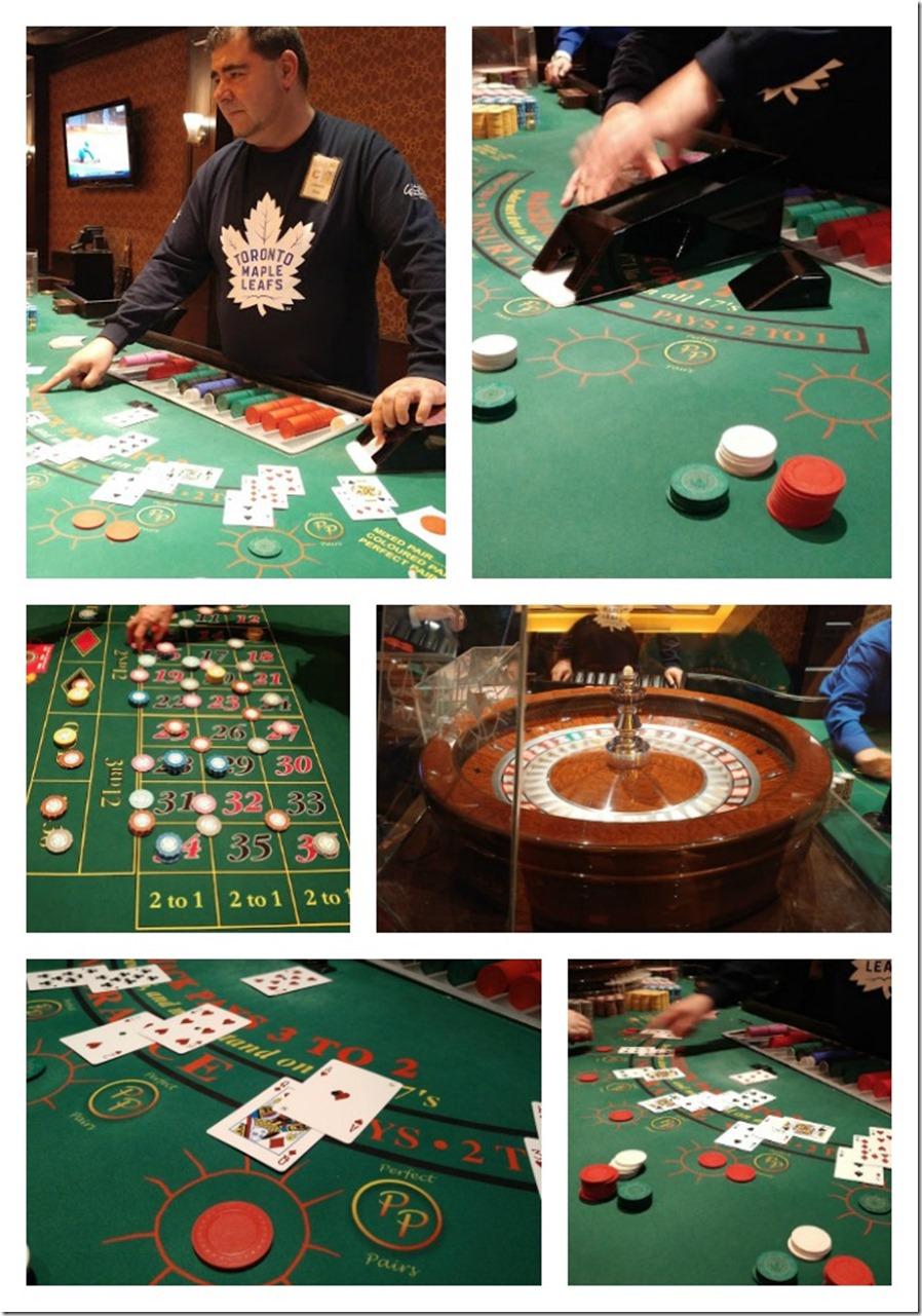 casino table games at casinorama resort