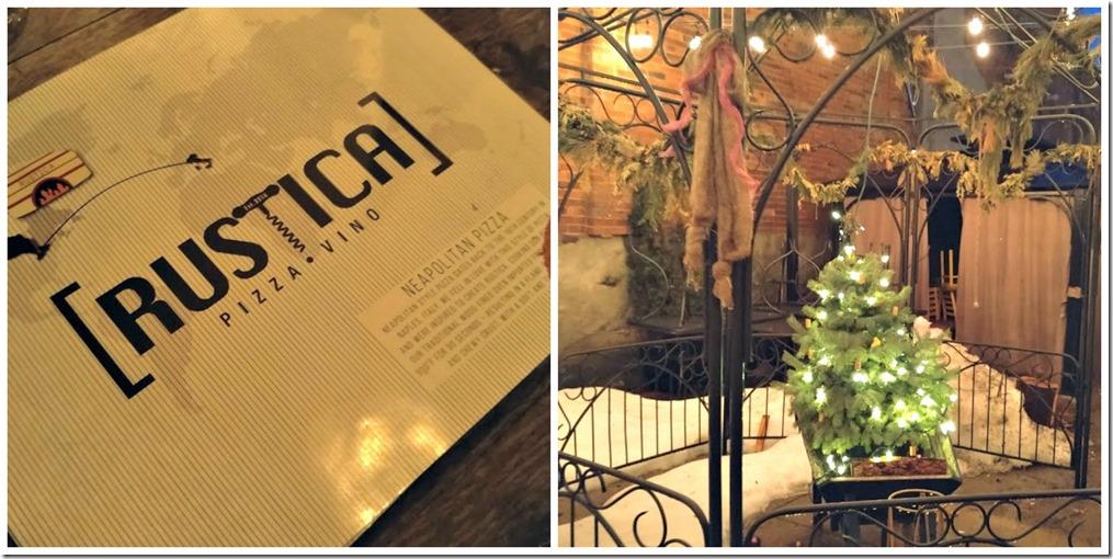 pizza vino rustica italian restaurant in orillia ontario